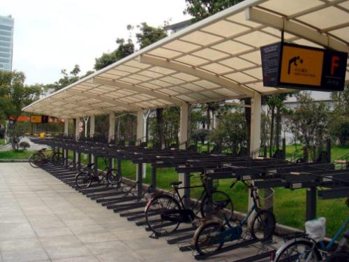 合肥自行车棚